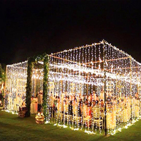 Outdoor 10M 20M 30M 50M 100M LED Fairy String Lights Christmas Party Wedding Holiday Decoration Garland light