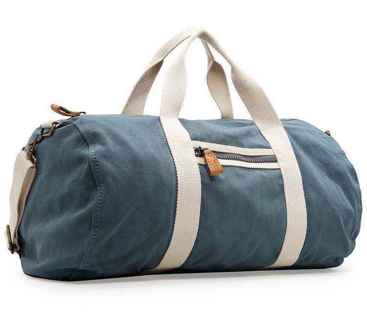 Customized High Density Canvas Duffle Bag 8e6e33f4521