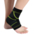 new style elasticity safety green stripe ankle support Unisex Stripes Pattern Compression Ankle Support Ankle Sleeve YP2546