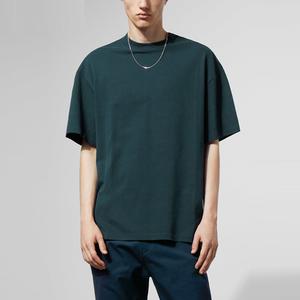 Blank design China export factory high quality custom man t shirt