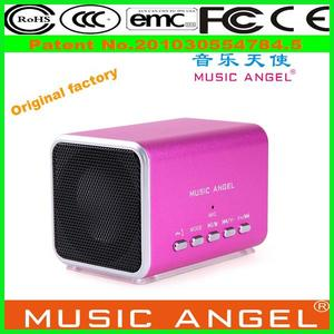 multifunction used dj speakers electronic Original Music Angel JH-MD05