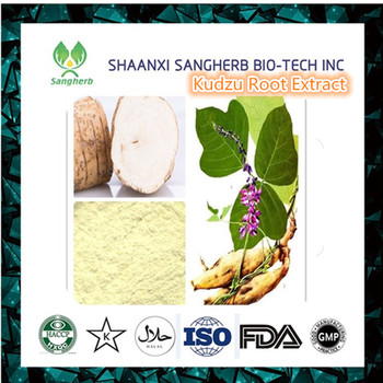 Pure Natural Kudzu Root Extract With 98% Puerarin Powder Pueraria Lobata P.E.