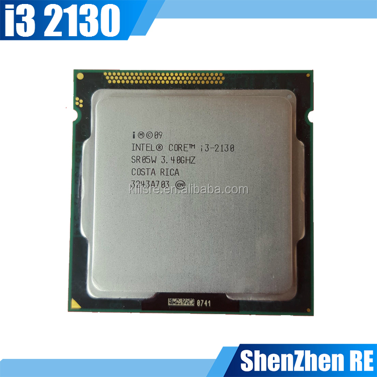Core I3 2130 Dual Core Processor 3.4Ghz Socket LGA 1155 Desktop CPU