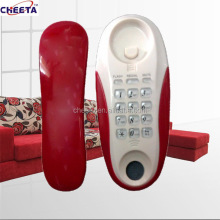 best sale analog red desk phone