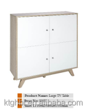 new design hebei classic Scandinavian style side cabinet sideboard furniture