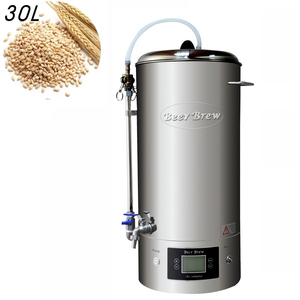30L all in one craft home beer brewing equipment