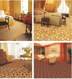 good quality wilton carpet roll new design velour jacquard carpet