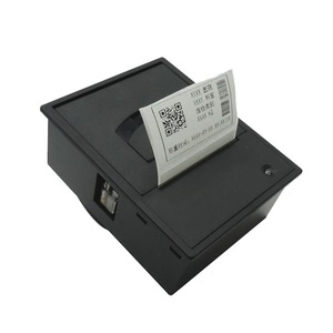 HSPOS 2inch panel printer support Thermal Label and Receipt Printer Can support 60MM diameter paper roll HS-EB58