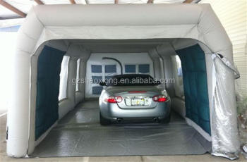 Good price outdoor portable inflatable car wash tent durable inflatable car garage tent : inflatable car tent - memphite.com