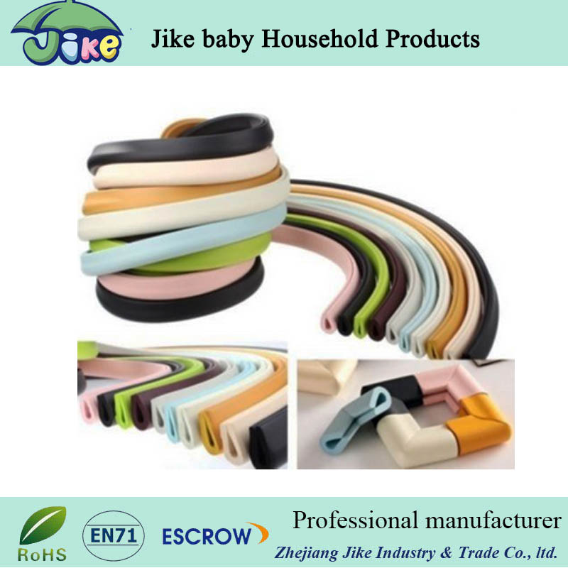 baby safety table edge protector baby middle finger image