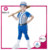 Newst stijl Halloween Carnaval Fancy Dress Prestaties Cosplay prins kostuum voor jongens westerse prins kostuum