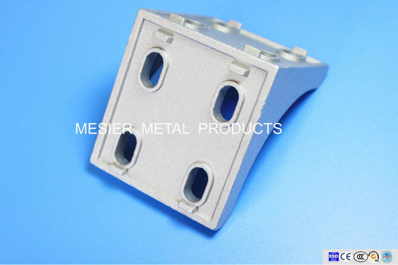 6060B corner bracket angle bracket metal corner brackets for wood