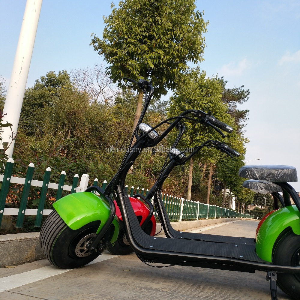 L'europe entrepôt, CE électrique scooters 1500 watts out door sport scooter