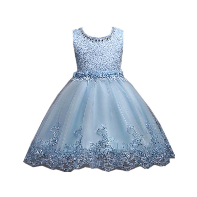 Children's Lace Princess Dress Girls Dress Children's Dress Children's Dance Wear фото