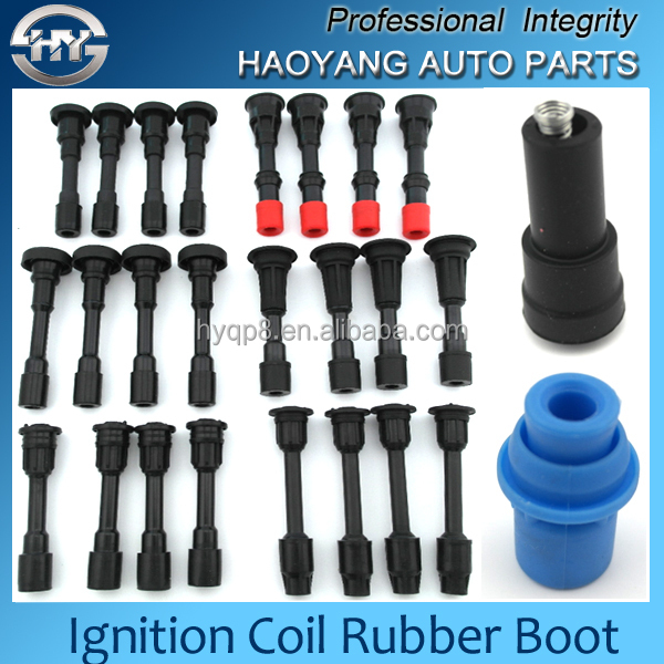 Ignition Coil Rubber head rubber boot use for Japanese car Ignition Coil OEM :90919