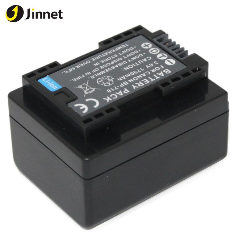 Batería para Canon vixia hf10 hf100 HF s10 s100 hf11 chip