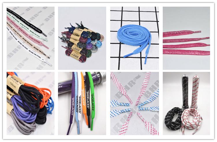 다채로운 혼합 드레스 끈 대량 스크린 인쇄 카모 인쇄 끈