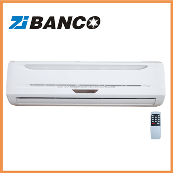 Hydrophilic Industrial Air Condition Wall Mounted Chilled