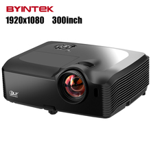 Outdoor projector Home Theater HDMI 300in 5000 lumens Blu ray 1080p full HD 2K 4K DLP Projector Proyector beamer