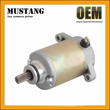 Motorcycle starter motor for Qingqi Suzuki
