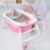 merchandising corporate promotional gift items Baby care products folding stand wash bathing baby tub plastic for newborn