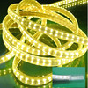 2014 new product led smd 5050 super bright high voltage double line led ring light