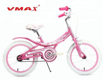 16 20 Inch Pink Girls Bike Steel Bicycle For 4 12 Years Old Kids