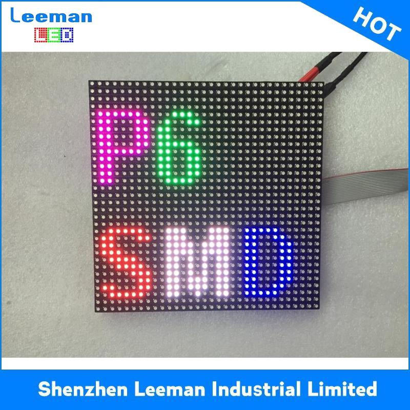 no.1 top video make front open service screen videos weichi full color rgb p10 billboard p20 2r1g1b led display module