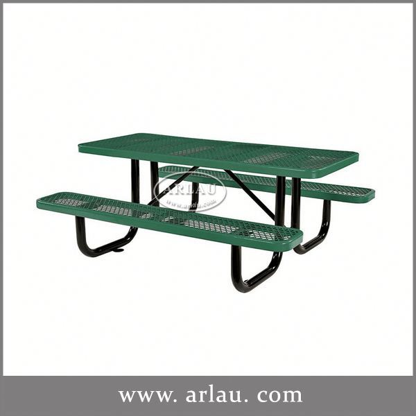 Stainless Steel Park Picnic TableSource Quality Stainless Steel - Stainless steel picnic table