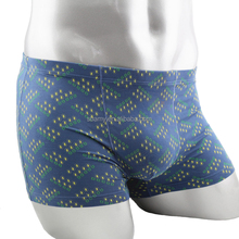 sbamy high quality bamboo underwear men boxers anti bacterial