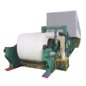 Low Price Good Quality Paper Machine A4 Paper Notebook Paper Manufacturing Machine