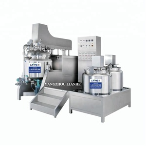 Ultrasound Gel Making Machine in 100 Liter