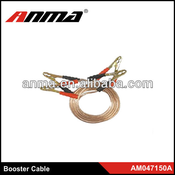 Heavy duty jump start leads lead/booster cable manufacturer