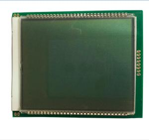 Custom FSTN lcd display module 24 digit 7 segment monochrome lcd panel for electric power meter