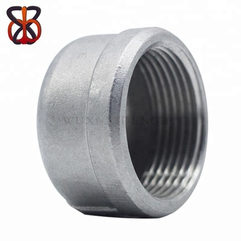 Metal Pipe Tube End Cap