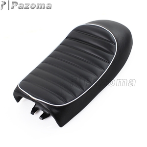 Pazoma Wholesale Perfect All-weather Condition Motorcycle Seat Cushion For Honda CG 125 With Nuts And Bolts