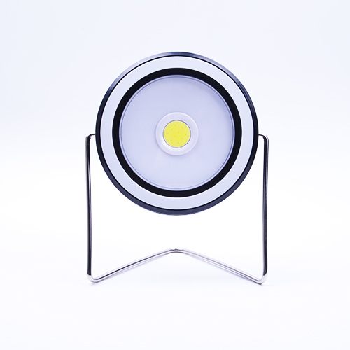 COB LED Rotatable Solar Desk Lamp Outdoor Tent Light