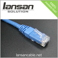 Ethernet plat wireless networking Cat 6 30cm Patch cord cable