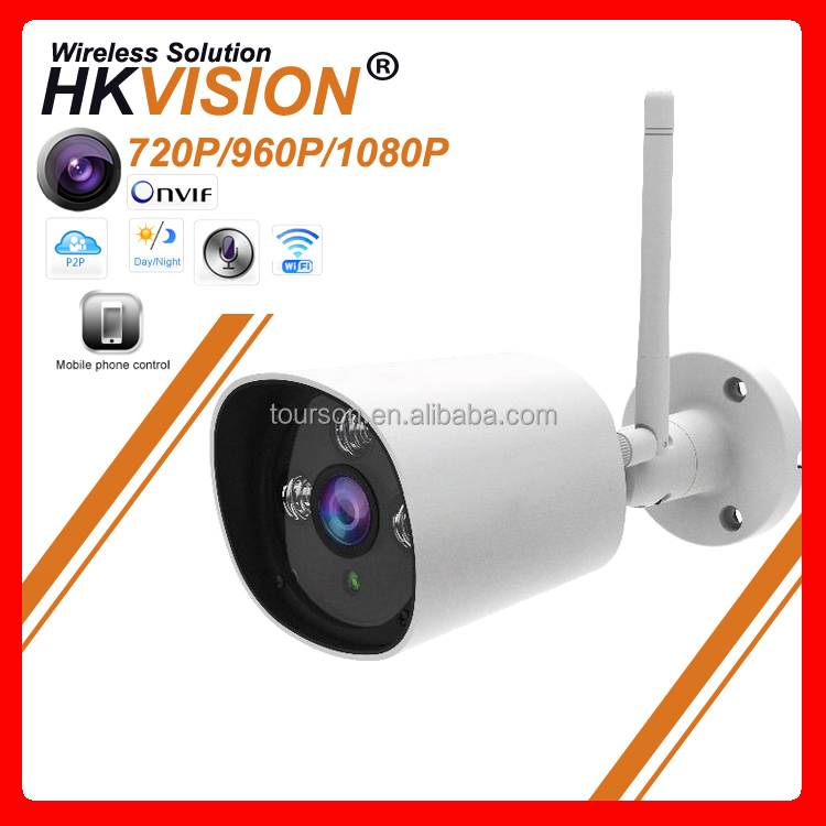 Hkvision IP160 Full HD 1080P Plug and Play Night vision waterproof wireless wifi ip camera,outdoor waterproof ,EZ install