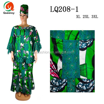 31b39a3577038a LQ208 Queency Plus Size African Print Styles Ankara Wax Lace Skirt with  Blouse Maxi Dresses High