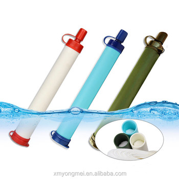 water purifier straw.  Water Outdoor Personal Life Saving Water Purifier Straw For Hiking Camping  Traveling Survival Inside Purifier Straw N
