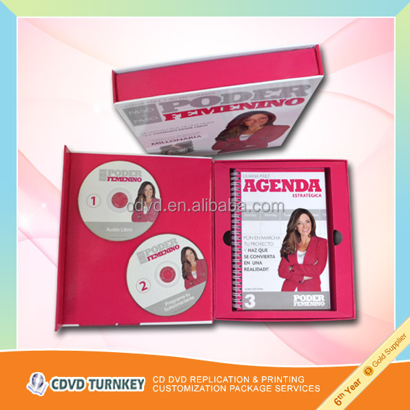 quality dvd replication duplication full packaging solution