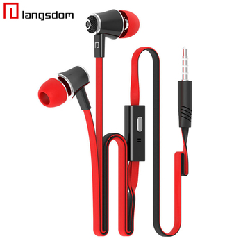free Ship Post, Original Brand Head phones Earphone 3.5mm Stereo Music Bass Headset Mic for Samsung Xiaomi Headphones for iphone