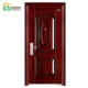 metal house main doors steel safety door Residential Security Entry Steel Door Design