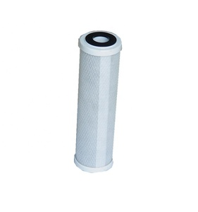 drinking water absorb chlorine/odor cto carbon filter cartridge