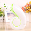 Hot sale fashionable turbine conch mini standing fan usb bladeless fan