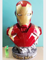 Avengers Captain America 3 Civil War IRON MAN 1 2 Bust MK46 Half Length Photo Or