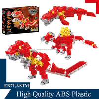 intelligence toy building block - toy educational supplies
