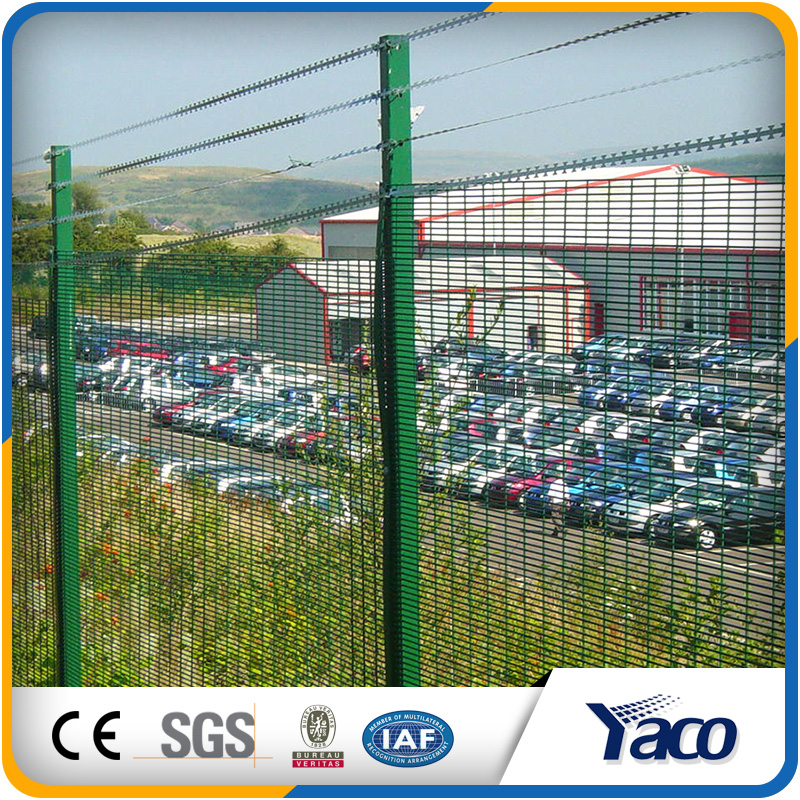 Factory price Professional factory anti climb high security 358 fence