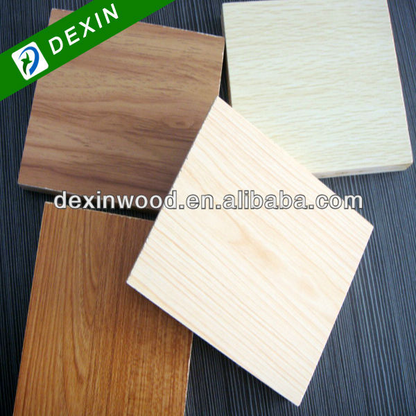Cabinet Grade Melamine Paper Overlay plywood